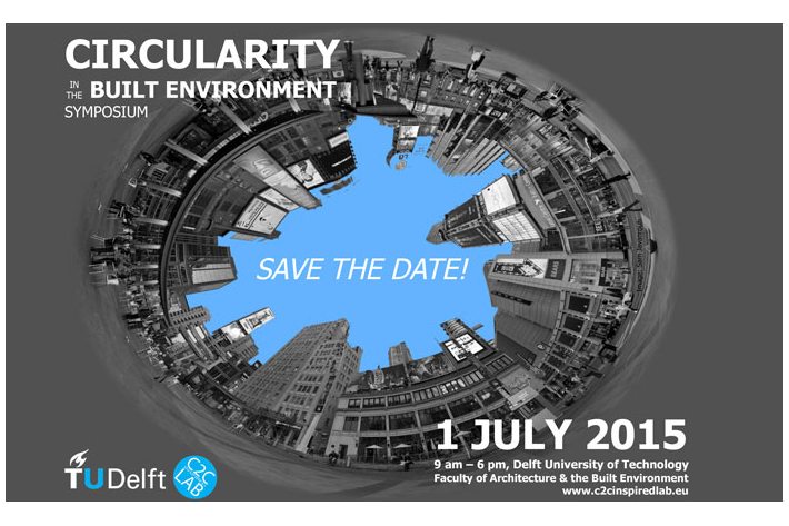 Save date for circularity in built environment symposium