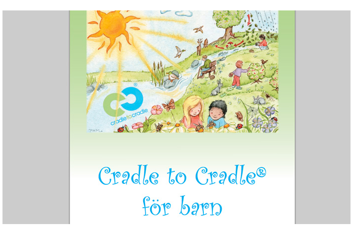 Cradle to Cradle for kids translated to Swedish