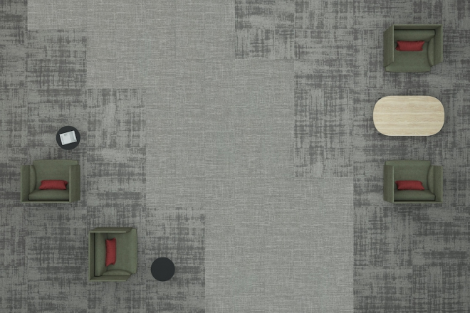 EcoWorx® Carpet Tile