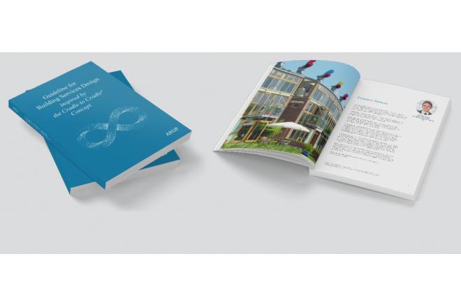 Arup guideline details the application of Cradle to Cradle principles for MEP design